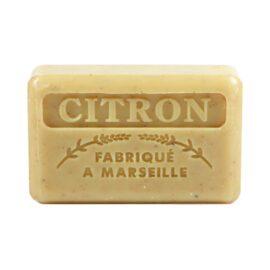 Savon de Marseille Äkta Fransk Naturtvål Citron Exfolierande