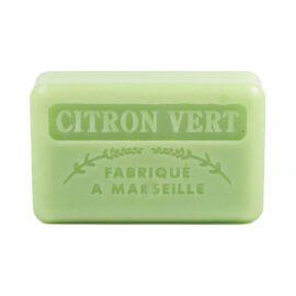 Savon de Marseille Äkta Fransk Naturtvål Lime