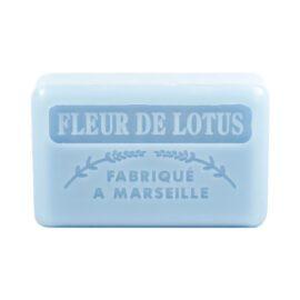 Savon de Marseille Äkta Fransk Naturtvål Lotusblomma