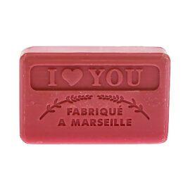 Savon de Marseille Äkta Fransk Naturtvål I Love You