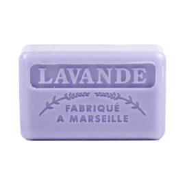 Savon de Marseille Äkta Fransk Naturtvål Lavendel