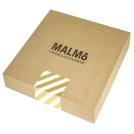 Malmö Chokladfabrik Presentlåda Jul med Kärlek - Ekologisk & Nötfri Choklad