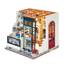 DIY-Byggsats Miniatyrrum Bageri, Nancy Bake Shop