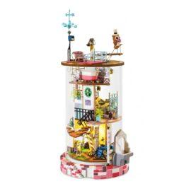 113994 DIY-Byggsats Miniatyrrum Bloomy House4