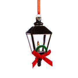 Sass & Belle Julgranskula i Glas London Street Lamp
